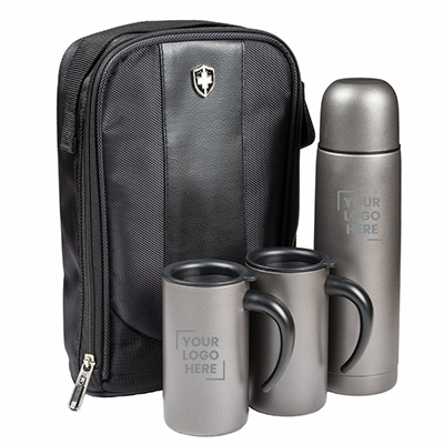 Swiss Peak Thermo Set