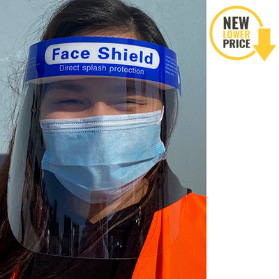 Full Length Face Shield