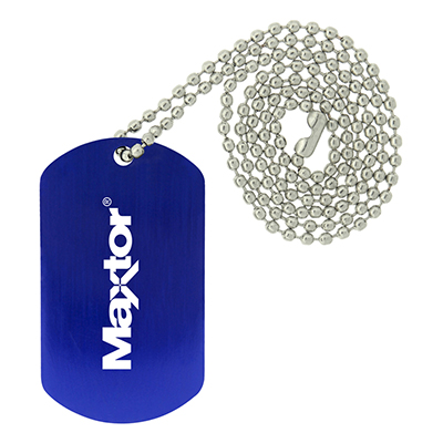 Dog Tag Necklace