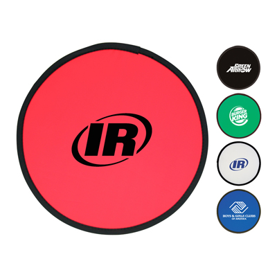 Fold Up Flying Disc