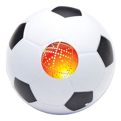 Squeeze Soccer Ball
