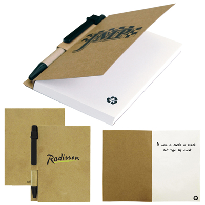 The Aria Recycled Notebook