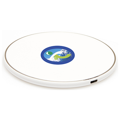Axis Round Wireless Charging Dock