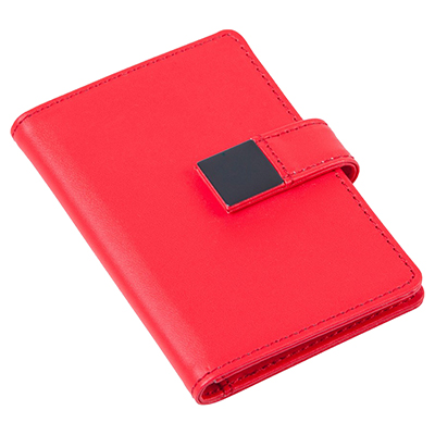 Vancouver Pocket Notepad with pen