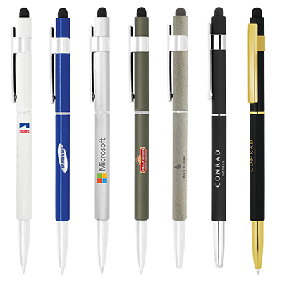 Stylus Hex Pens (Custom Made To Order – BND70S)