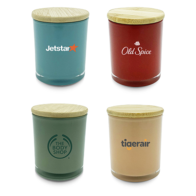 Relax candle coloured – Small