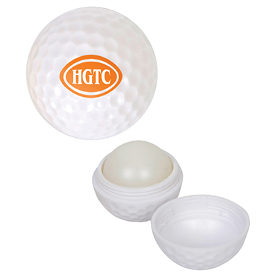 Golf Ball Lip Balm