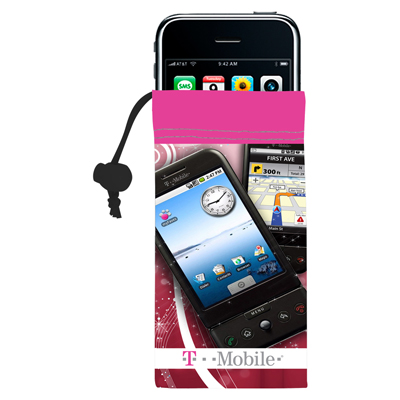 Micro Fibre Camera/Mobile Phone Pouch