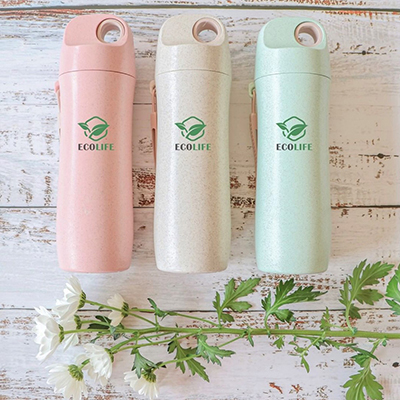Grano Wheat Straw Water Bottle