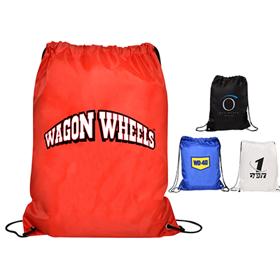 Nylon Gym Backpack