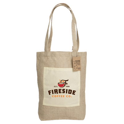 Reforest Jute Shopper
