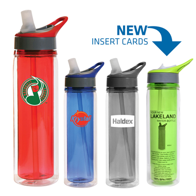 Lakeland Tritan Insulated Water Bottle