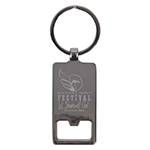 Axil Rectangle Keychain-Logo