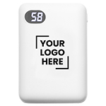 Zap Pack with LED Display (10,000mAh)-Logo