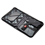 Urban Explorer Gadget Zip Case-Logo