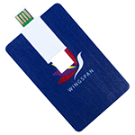 Flip Card USB 8GB-Logo