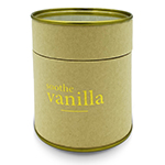 Relax candle coloured – Large-Logo