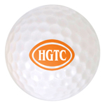 Golf Ball Lip Balm-Logo
