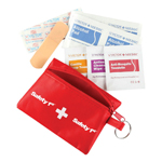 First Aid Travel Kit - 22 Piece-Logo