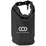 2.5 Litre Outdoor Dry Bag with Phone WIndow-Logo