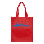 Large Shopping Tote Bag with Gusset-Logo