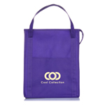 Insulated Grocery Tote-Logo