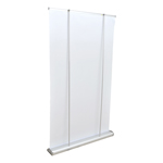 Deluxe 1200mm Roll Up Banner-Logo