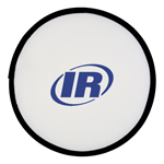 Fold Up Flying Disc-Logo