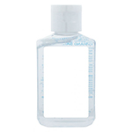60ml Hand Sanitiser Gel-Logo