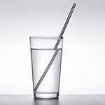 Reusable Stainless Steel Straw-Logo